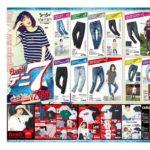 【アベイルチラシ】デニム特集、ディズニーなど新作Tシャツ、30~40%OFF、500・980円特価、「えいがのおそ松さん」コラボ